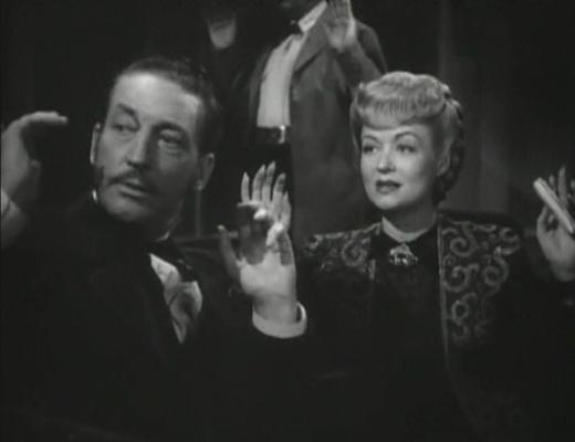 Warren William and Constance Bennett