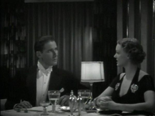 Errol Flynn with Claire Dodd