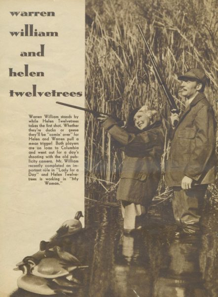 Helen Twelvetrees and Warren William