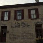 The Old Talbott Tavern - Bardstown, Kentucky