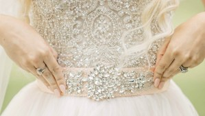 Southern Glam Wedding Dress, Photo by Chloe Lane Photography