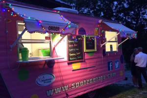 Kentucky Wedding Caterer- Gelato Food Truck