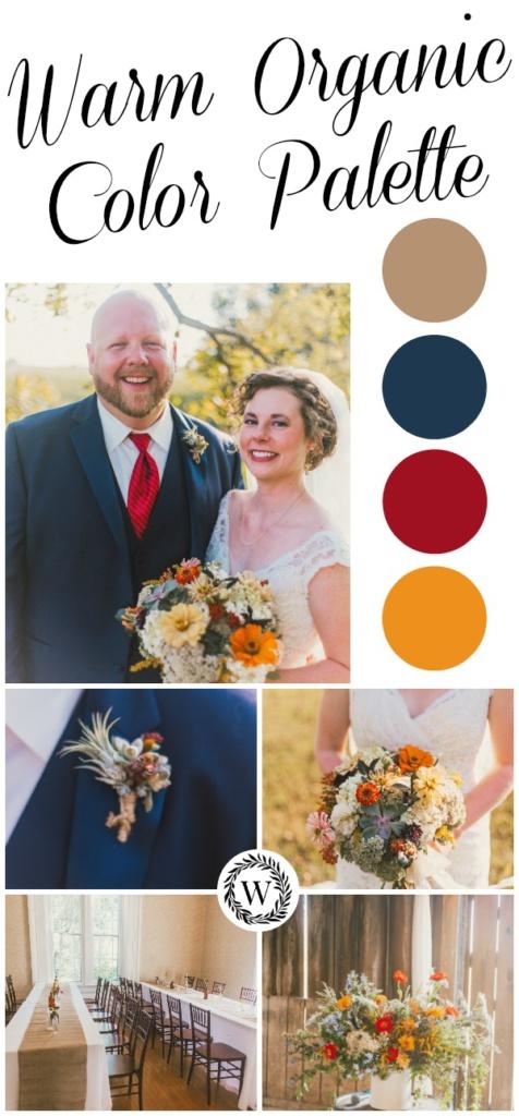 Warm Organic Color Palette