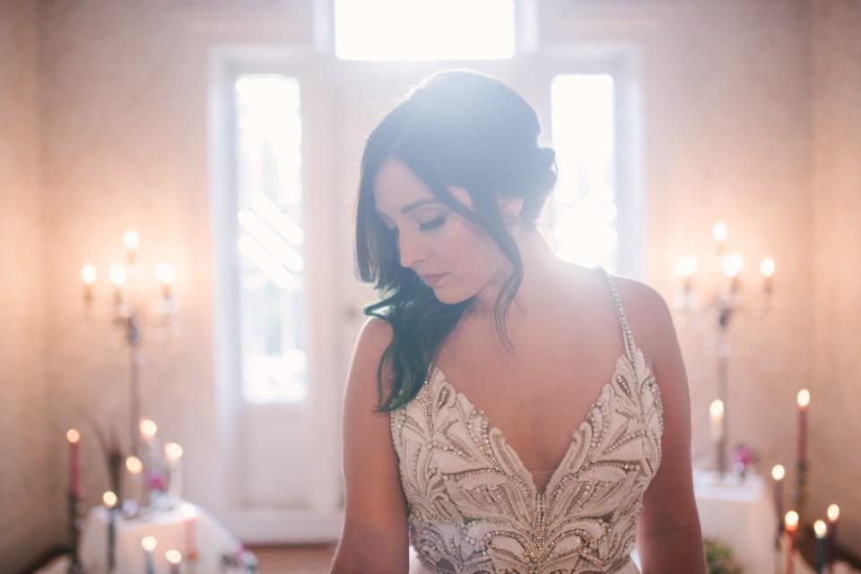 Boho Kentucky Bride