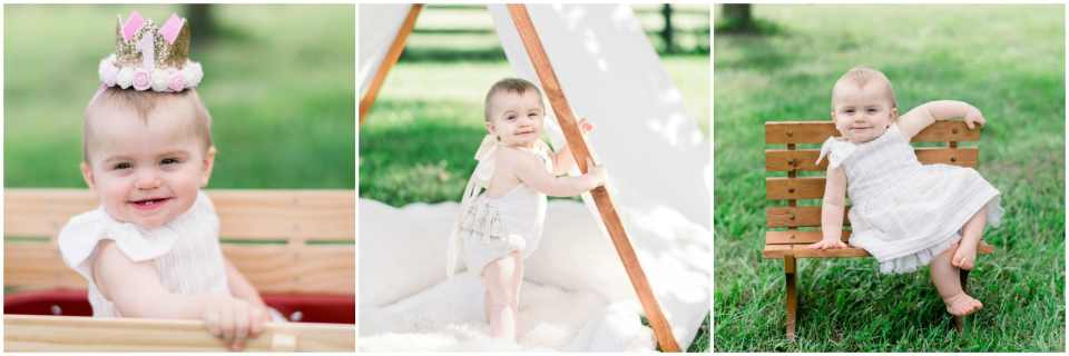Addi turns 1, first birthday, Photo by Kelli Lynn Photography