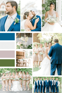 Stunning Summer Wedding in Kentucky Mood Board