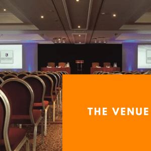 Find out about the Venue for the Warrington Business Show by Hashtag Events