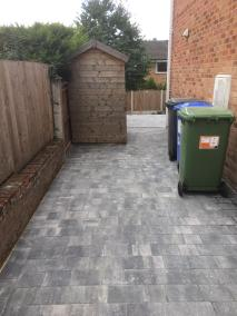 Block Paving Warrington