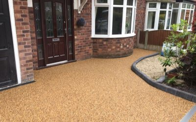 The Benefits of Resin Driveways Warrington