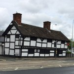 Cromwell's Cottage, Warrington