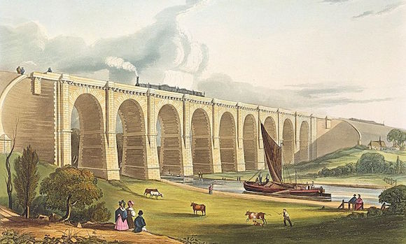 Stephenson's Viaduct. Courtesy of SCARS.