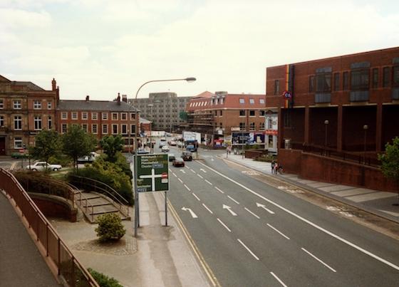 Golborne Street