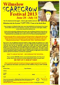 Wilmslow Scarecrow Festival