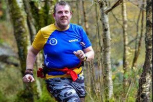 Gareth Trail Run Picture
