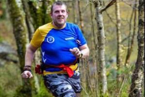 Gareth Trail Run Picture