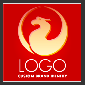 Logo Design, custom brand identity