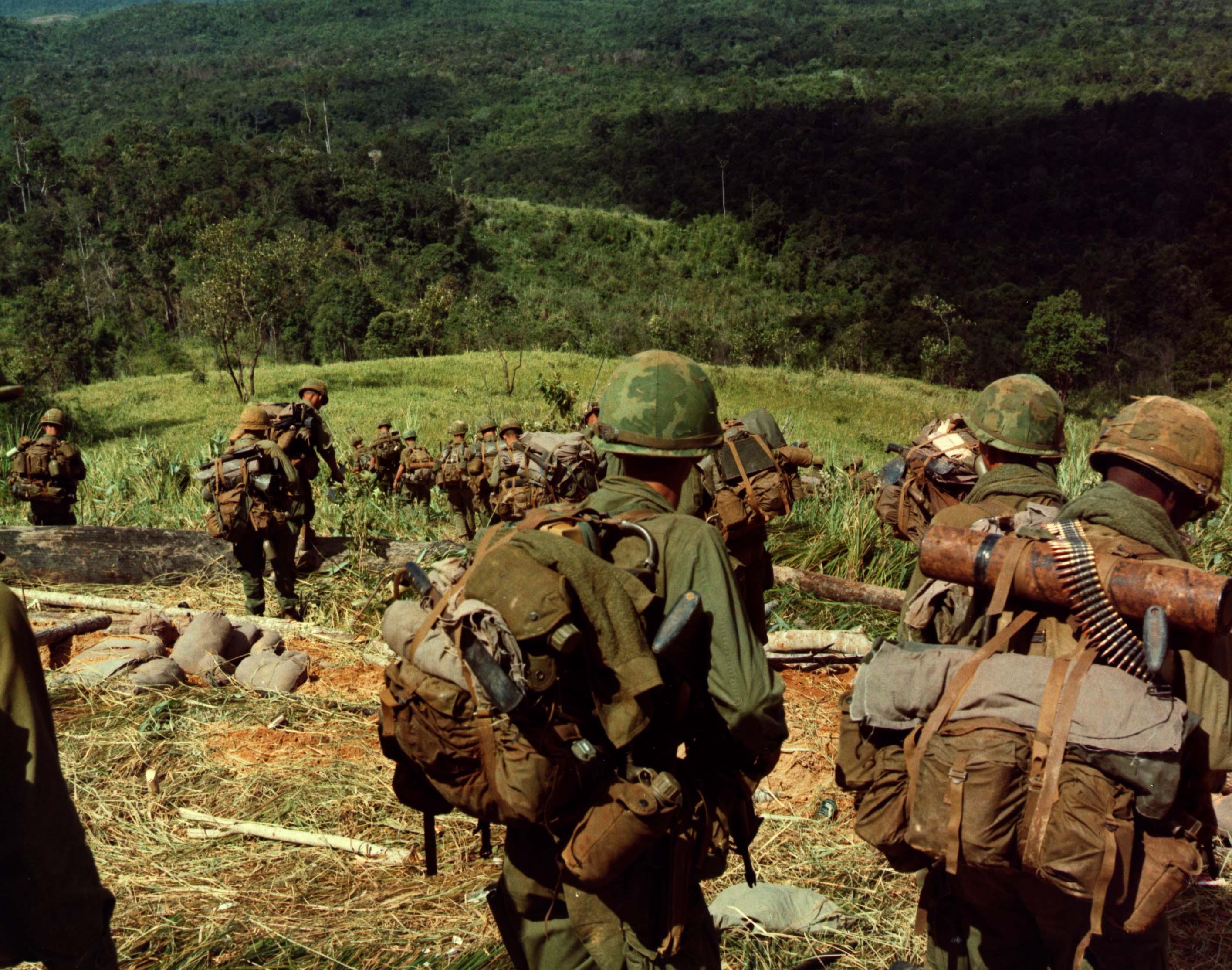 Operation Starlite The First Battle Of Vietnam