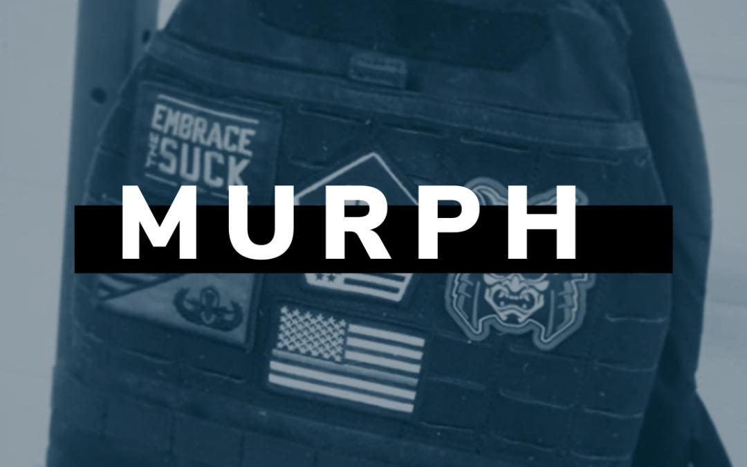 WHF Podcast 30 – MURPH