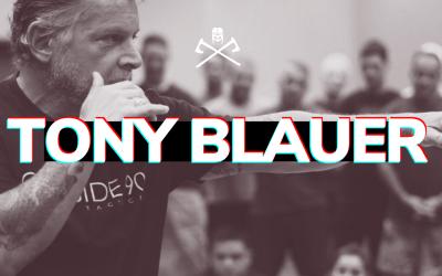 "Tony Blauer – ""Know Fear"""