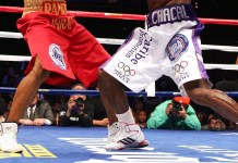 Boxing footwork is as important as punching
