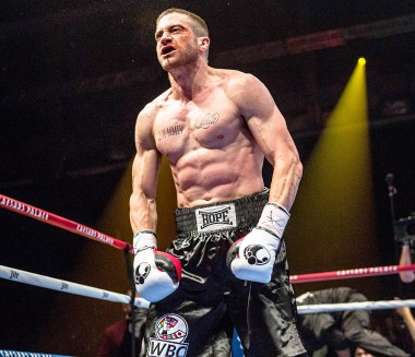 Southpaw Jake Gyllenhaal Shows The Benefits of Boxing