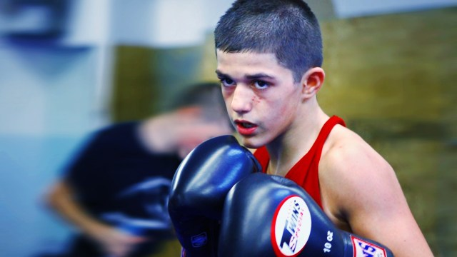 Reshat Mati - boxing, kickboxing, and mma prodigy