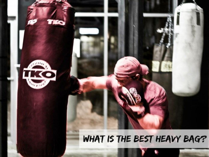 What is the best heavy bag?