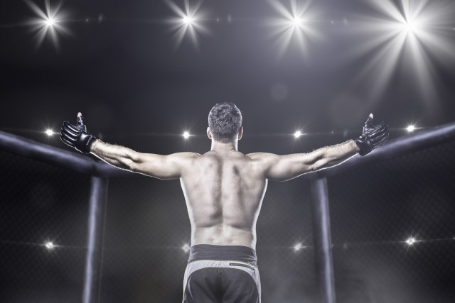 Martial arts will develop unshakeable confidence