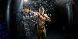 Boxing Training Workout for Speed