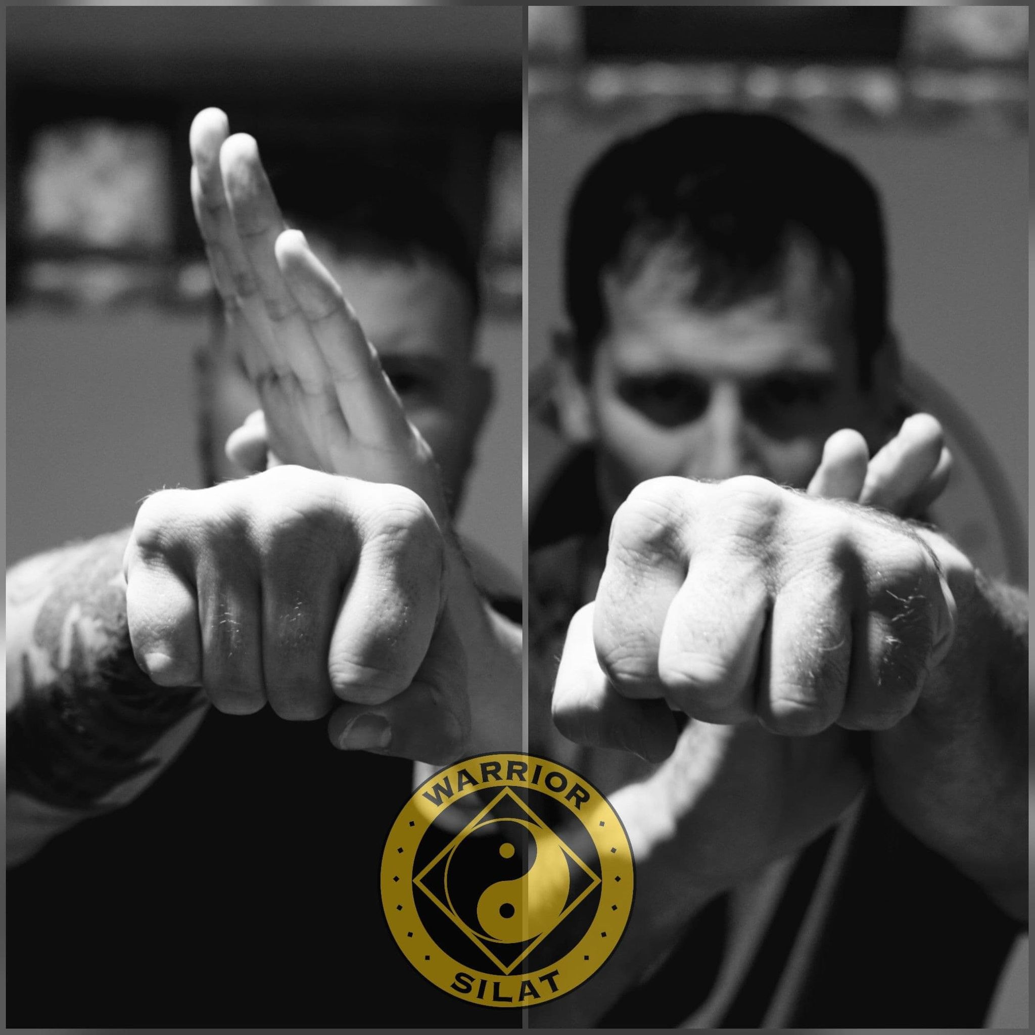 Warrior silat about page header