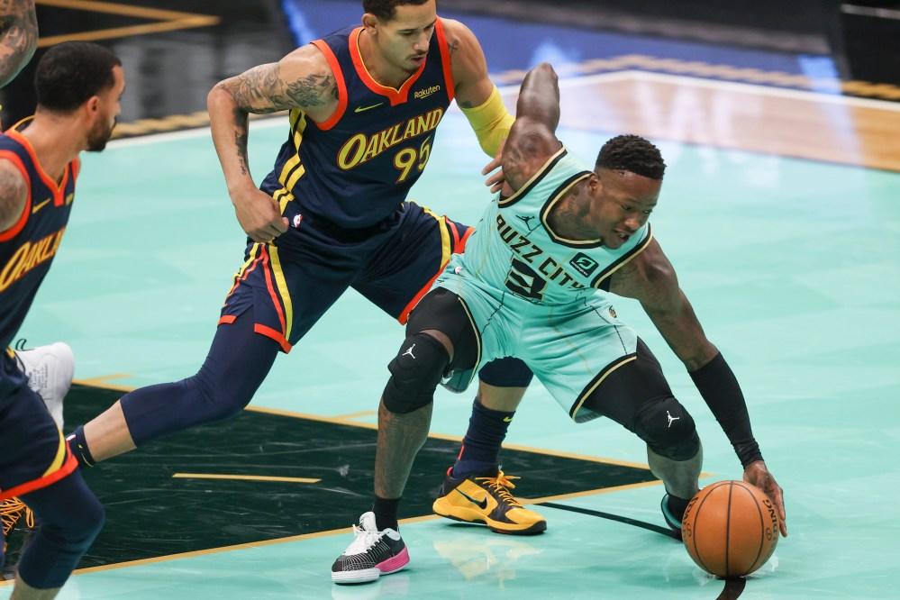 Αποτέλεσμα εικόνας για Charlotte Hornets - Golden State Warriors 102-100