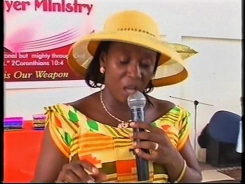 Rev. Agnes Odoi
