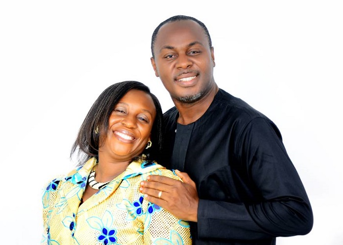 Rev.n Mrs. Odoi