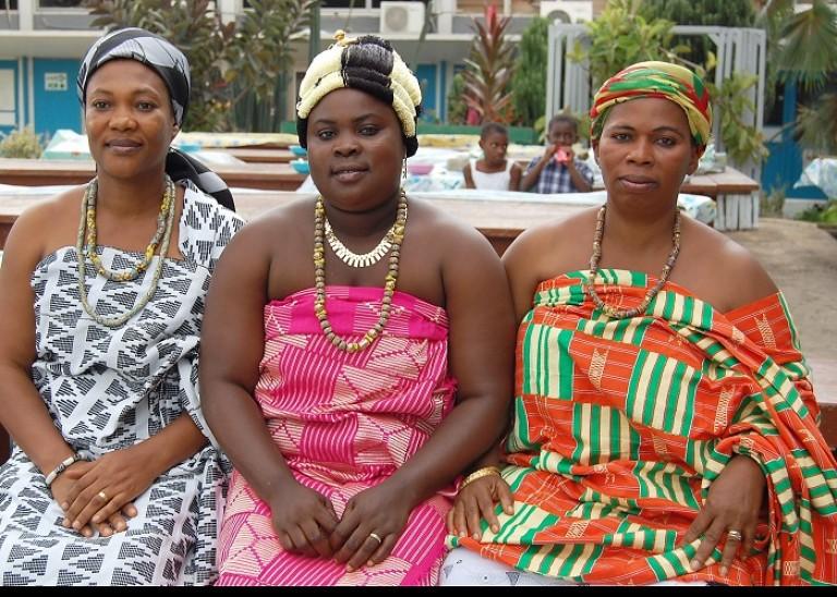 African wear service