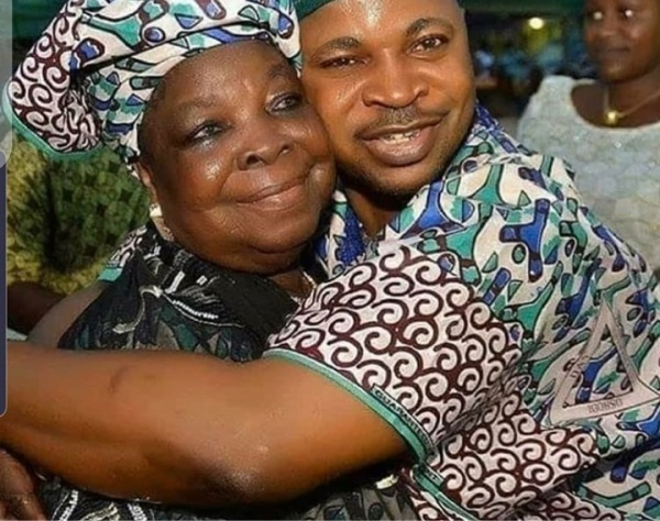 MC Oluomo builds multimillion naira mosque in honor of late mother (Video)