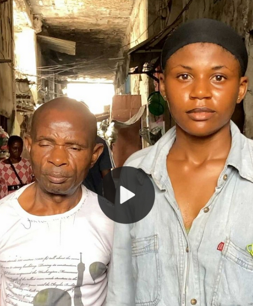19-year-old girl shares sad experience living with her blind father (Video)