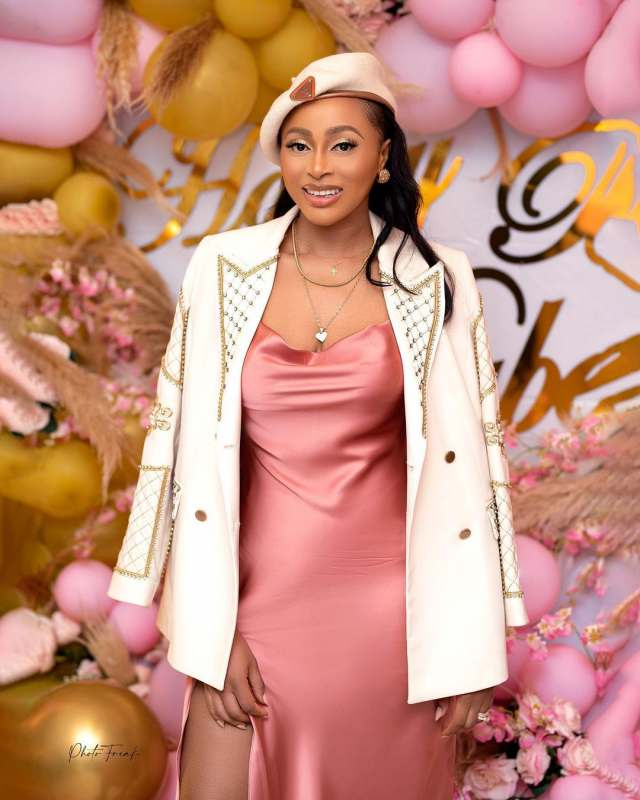 """""""I experienced full depression"""" – AY's wife, Mabel calls on DSS to heed her call on security threats"""