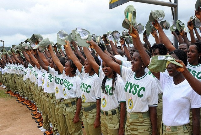 Man narrates how female corper found her soulmate at a funeral