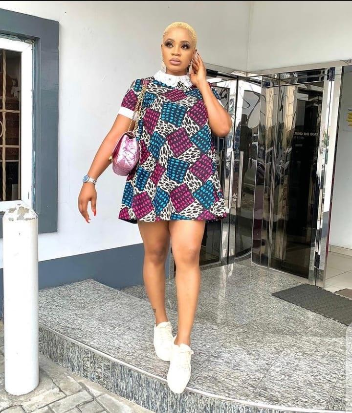 """""""This guy is a toyboy"""" – Reactions as the face of Uche Ogbodo's baby daddy hits the internet"""