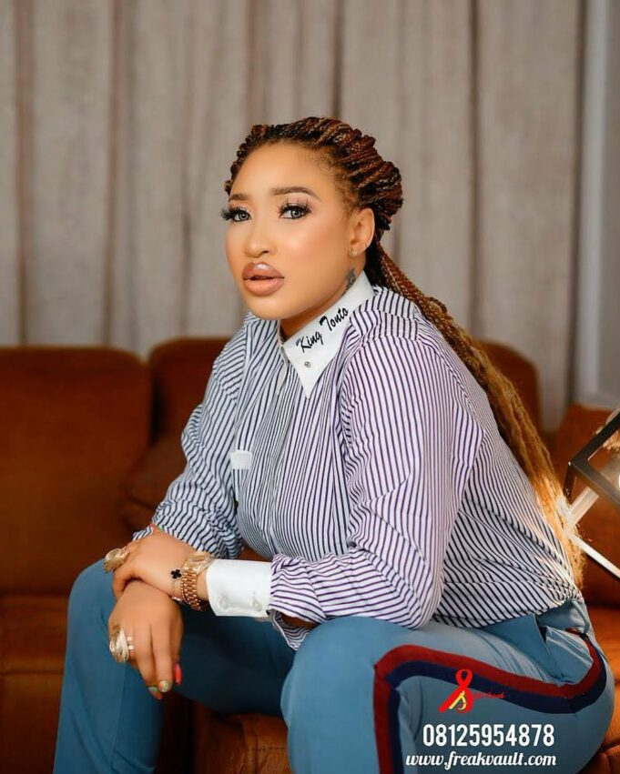 """""""Any person found guilty of rape should be sentenced to death"""" – Tonto Dikeh says"""