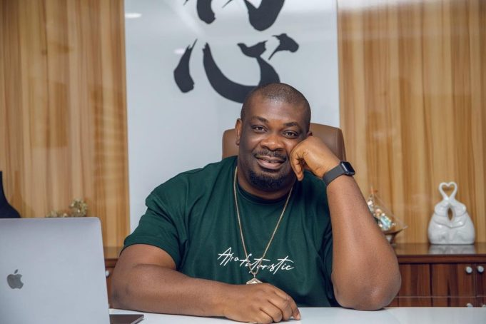 Don Jazzy shares chat between him and his crush, Rihanna as she reject his love proposal