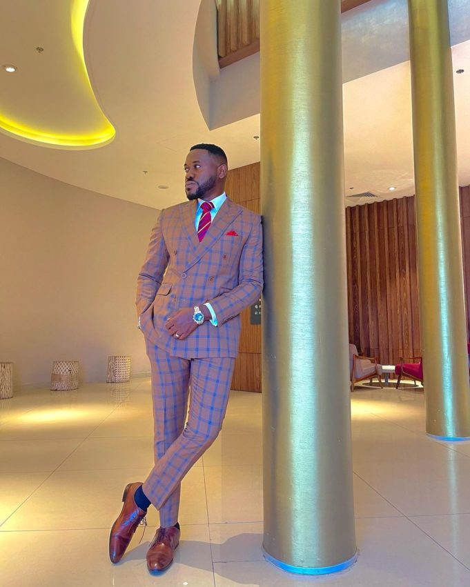 """""""Men don't kill yourself all the name of being a provider"""" – Actor, Deyemi"""