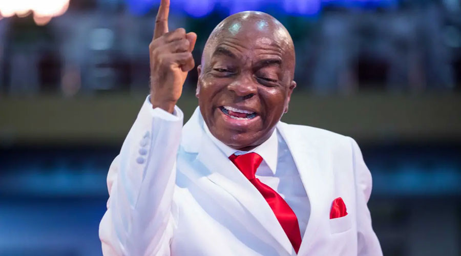 If there is crisis in this nation, I will be the last to leave - Bishop Oyedepo