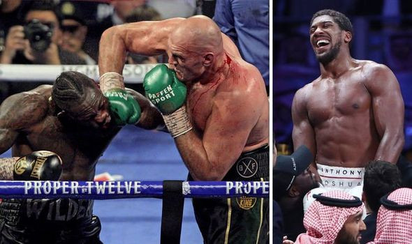 Tyson Fury set for Deontay Wilder trilogy fight in Las Vegas on July 24 with Anthony Joshua bout to be pushed to 'December'