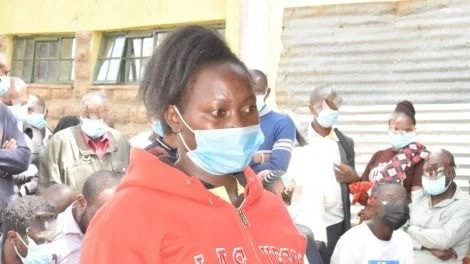 Woman in court for beating up her husband's ex-wife