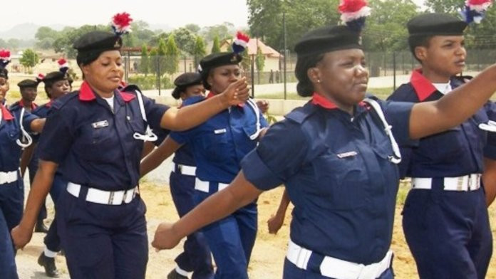 NSCDC establishes female squad to tackle insecurity (photos)