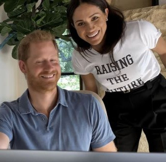 """Prince Harry says """"forces"""" worked against him and Meghan to make royal split """"impossible"""" (video)"""