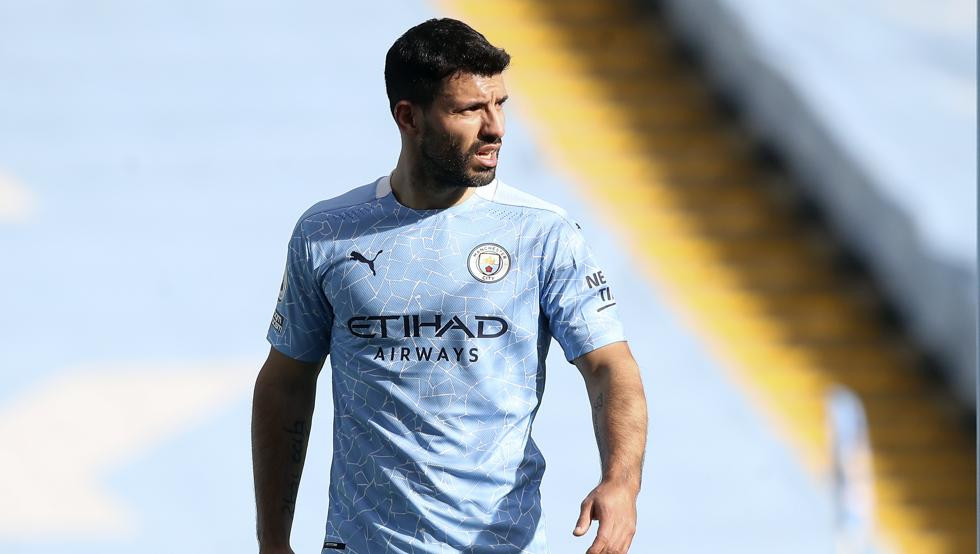 Manchester City icon, Sergio Agüero agrees to join Barcelona on two-year contract