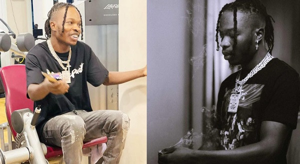 Naira Marley shares message from a follower who indicated interest in fulfilling his fantasy of having s3x with a mother and her daughter