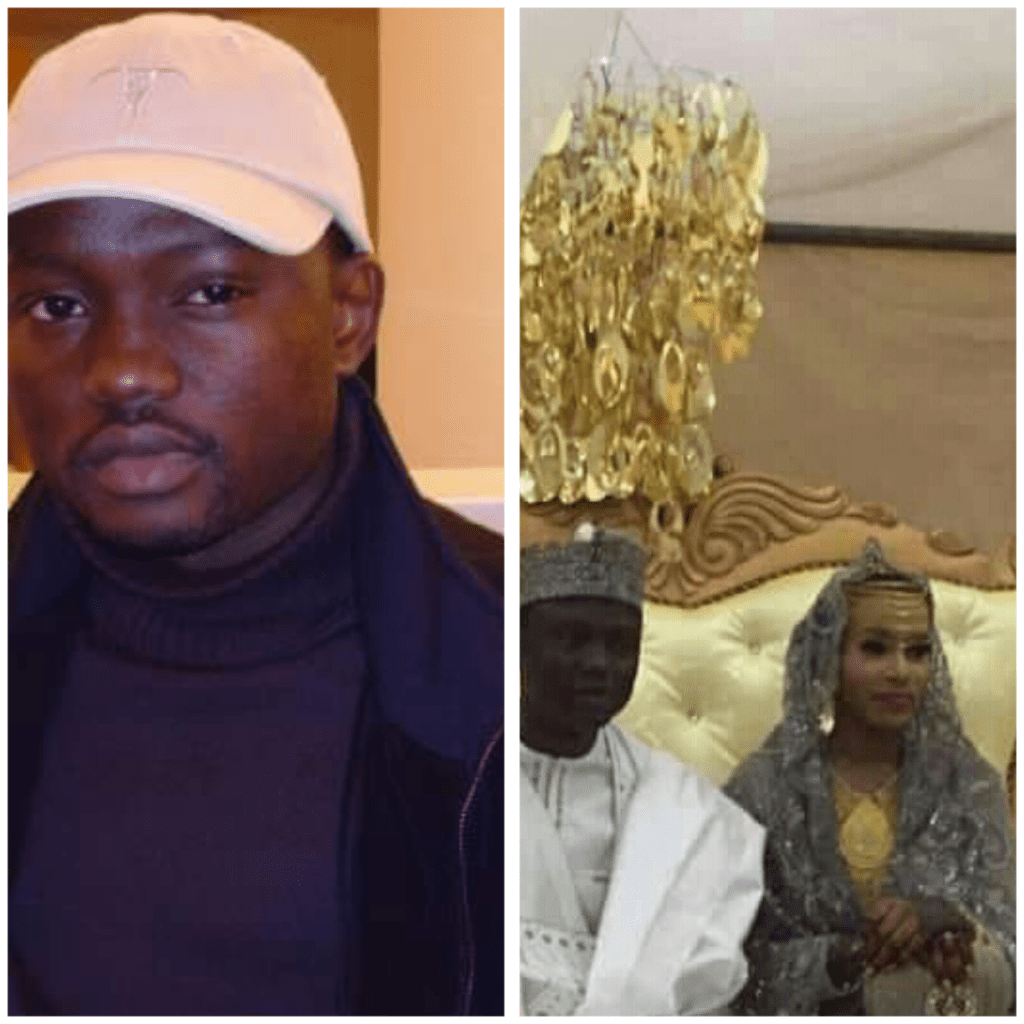 Photos from the wedding of Emir of Kontagora's son shortly before he was killed by bandits